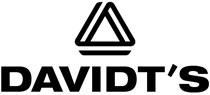Davidt's Schmuckkoffer Schmuckkasten schwarz rund
